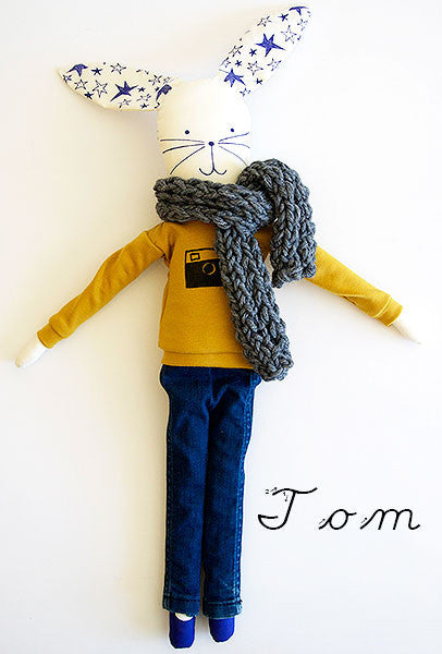 TOM doll by MikoDesign.