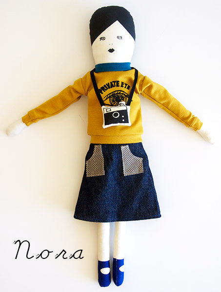 NORA doll by MikoDesign.
