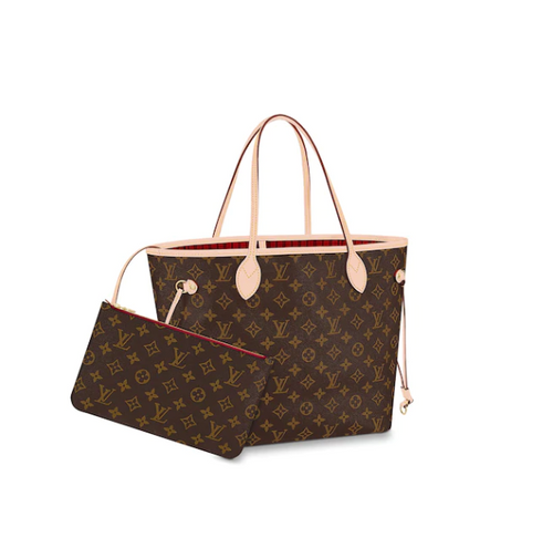 Bolsa LV Louis Vuitton Neverfull Handbag Monogram - Pronta Entrega