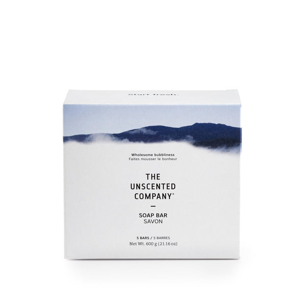 The Unscented Co. - Soap Bar, Unscented