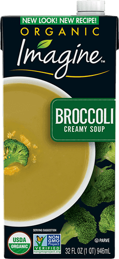 Imagine Foods - Creamy Broccoli