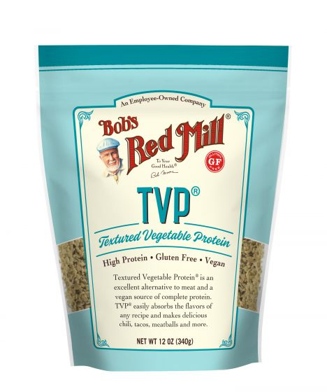 Bob's Red Mill - Textured Vegetable Protein