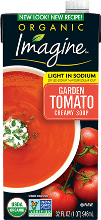 Imagine Foods - Creamy Garden Tomato, Reduced Sodium