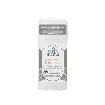 Earth Mama Organic - Bright Citrus Deodorant