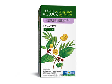 Four O'Clock - Laxative Extra Herbal Tea