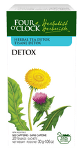 Four O'Clock - Detox Herbal Tea