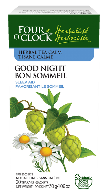 Four O'Clock - Good Night Herbal Tea