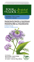 Four O'Clock - Passionflower & Valerian Herbal Tea