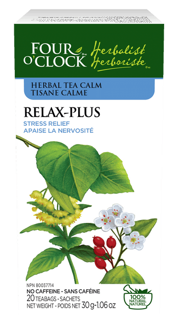 Four O'Clock - Relax-Plus Herbal Tea