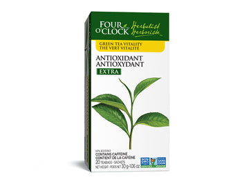 Four O'Clock - Green Tea Antioxidant Extra