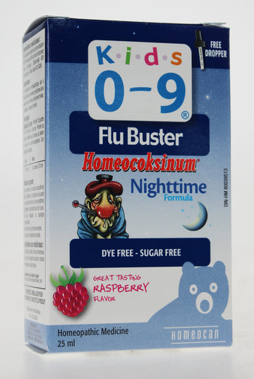 Homeocan - Kids 0-9  Flu Buster