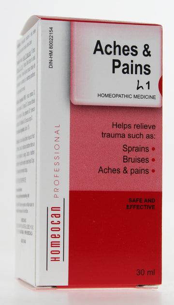 Homeocan - Aches and Pains Drops