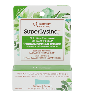 Quantum - Super Lysine Plus+ Ointment
