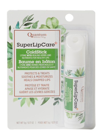 Quantum - Super Lip Care+ ColdStick