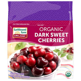 Earthbound Farm - Cherries, Sweet Dark