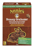 Annie's - Bunny Grahams, Chocolate