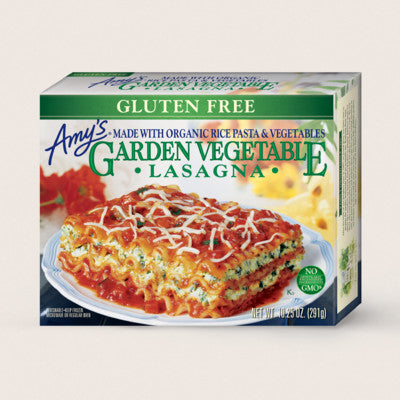 Amy's - Lasagna, GF Garden Vegetable