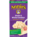 Annie's Homegrown - 4-Pack, Shells & White Cheddar