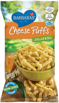 Barbara's Bakery - Cheese Puffs - Jalapeno