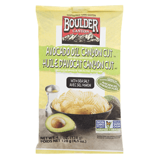 Boulder Canyon - Potato Chips - Avocado Oil Sea Salt
