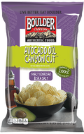 Boulder Canyon - Potato Chips - Avocado Oil - Malt Vinegar & Sea Salt Kettle Cooked