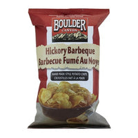 Boulder Canyon - Potato Chips - Hickory Barbeque Kettle Cooked