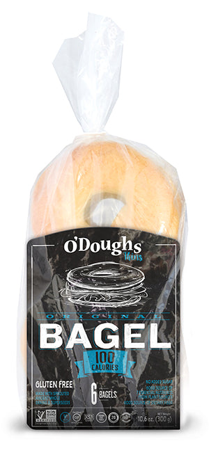 O'Doughs - Bagel Thins, Original