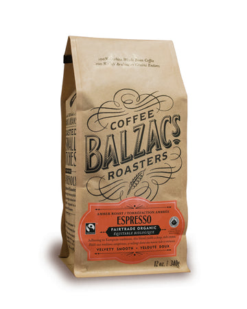 Balzac's Coffee Roasters - Espresso Blend - Amber Roast
