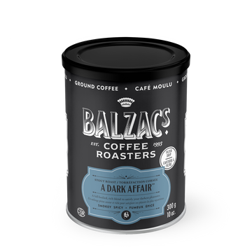 Balzac's Coffee Roasters - A Dark Affair Ground Coffee