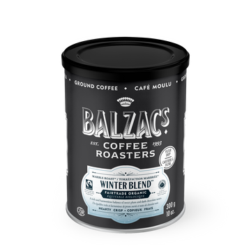 Balzac's Coffee Roasters - Winter Blend Ground Coffee