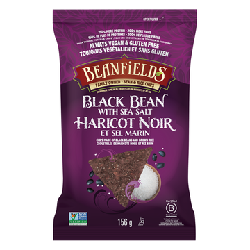 Beanfields - Black Bean w/Sea Salt