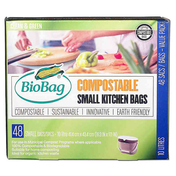 BioBag - Kitchen Bags, Small
