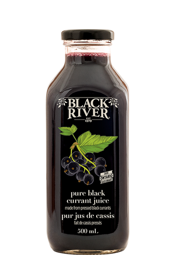 Black River - Black Currant, Pure