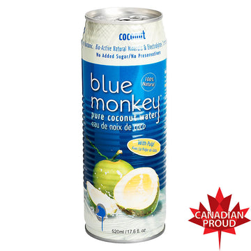 Blue Monkey - Coconut Water w/Pulp