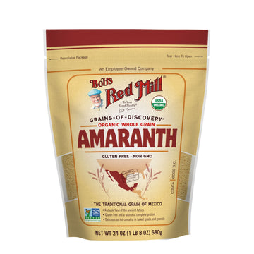 Bob's Red Mill - Amaranth Grain, Organic