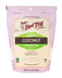 Bob's Red Mill - Coconut, Shredded, Unsweetened (unsulfured)