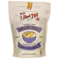 Bob's Red Mill - Muesli, GF