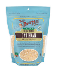 Bob's Red Mill - Oat Bran (Hot Cereal), Organic