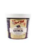 Bob's Red Mill - Single Serving Cup, Oatmeal w/Flax & Chia, Blueberry Hazelnut