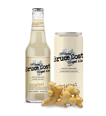 Bruce Cost - Ginger Ale, Unfiltered, Original