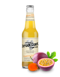 Bruce Cost - Ginger Ale, Unfiltered, Passion Fruit w/Turmeric