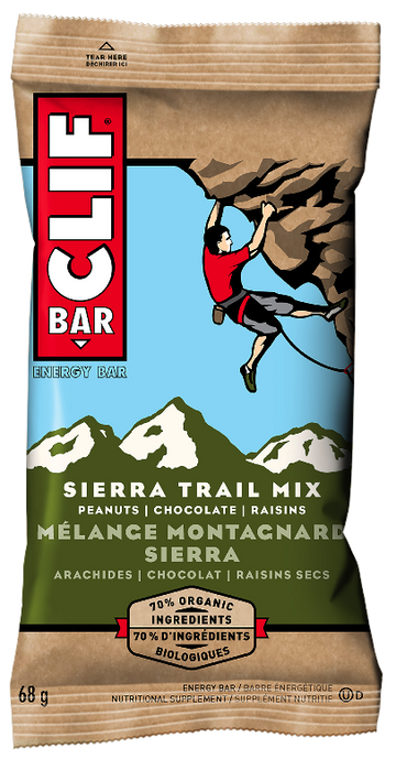 Clif - Bar - Sierra Trail Mix, 70% Organic