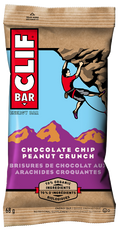 Clif - Bar - Chocolate Peanut Crunch, 70% Organic
