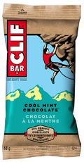 Clif - Bar - Cool Mint Chocolate (w/Mint Icing), 70% Organic