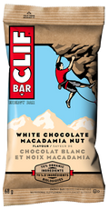 Clif - Bar - White Chocolate Macadamia, 70% Organic