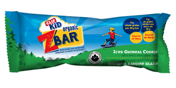 Clif ZBar- Iced Oatmeal Cookie