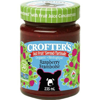Crofter's - Raspberry Spread, Fruit Juice Sweetened