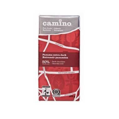Camino - Dark Chocolate, Extra Dark, 80% Cacao, Organic