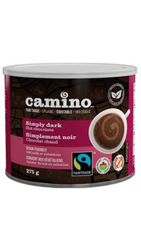 Camino - Drinking Chocolate Mix, Dark, 57% Cocoa, Organic