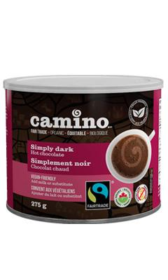 Camino - Hot Chocolate Mix, Simply Dark, Organic